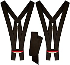 Ready Lifter Shoulder Moving Straps for Furniture, Appliances, Heavy or bulky Easy to Adjust for Carrying and Lifting Heavy Objects up to 600 LB and 12' long