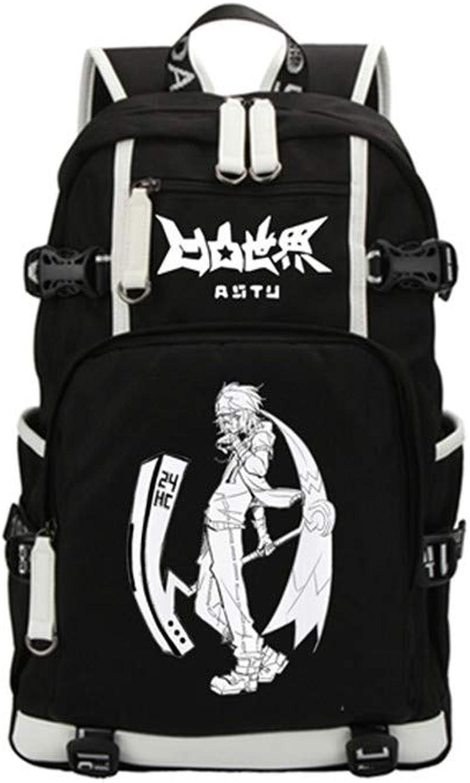 Aotu Aotu Aotu World Anime Rucksack Schüler Schultasche Laptop Schultasche Lässig Daypack B07NMCKF1V  Ausgezeichnete Qualität 5b3f20