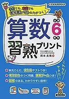 算数習熟プリント 小学6年生 (教科書レベルの力がつく!)