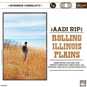 Rolling Illinois Plains
