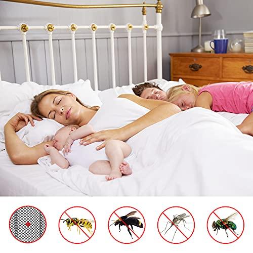 Accevo Contrapuertas con mosquitera