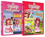 Strawberry Shortcake Pack 2 (The Glimmerberry Ball Movie / Berry Best Friends / Bloomin Berry Garden / The Berryfest Princess Movie)