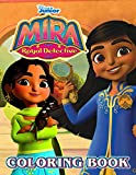 Mira Royal Detective Coloring Book: Life Is Fun, Smiles Let Go Of Bad Things And Enjoy The Good Through The Coloring Book Mira Royal Detective