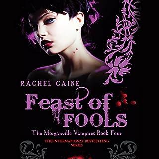 Feast of Fools: The Morganville Vampires, Book 4 cover art