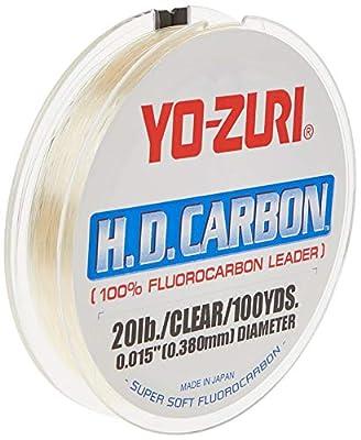 Yo-Zuri H.D. Carbon Fluorocarbon Leader Line