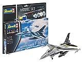 Revell Model Set-F-16 MLU 100 ème Anniversaire Avion Maquette, 63905