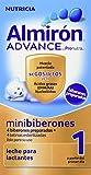 Almirón Advance con Pronutra 1 Minibiberones Leche de inicio a partir del primer día - Caja con 4 minibiberones x 70 ml cada uno - Total: 280 ml