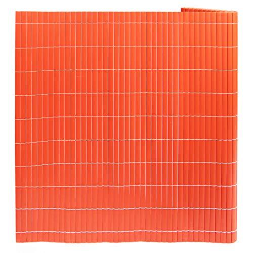 Catral Panneau décoratif Wall·Y 300x3x100 cm Orange