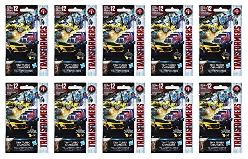 Transformers Tiny Turbo Changers Series 1 Blind Bag Party Favour Pack of 10