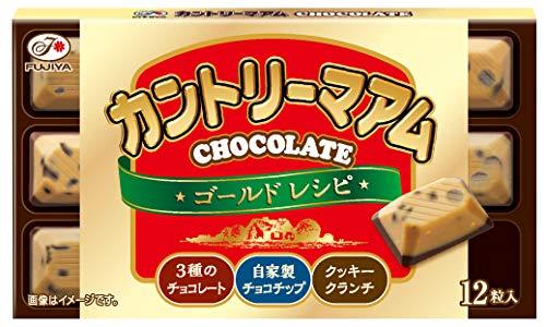 カントリーマアムチョコレート ゴールドレシピ 10個