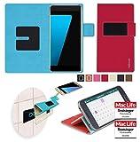 Hülle für Ulefone Future Tasche Cover Hülle Bumper   Rot   Testsieger