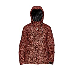 Leading one piece brand Oneskee have created a stunning collection for 20/21. Check out this Limited Edition oversized Jacket. Hannah Teter's signature range is made from a robust super soft recycled nylon taslon shell, which has a waterproof / breat...