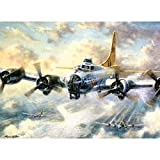 Royal & Langnickel PAL21 - Set de pintura con números, diseño de fortaleza volante