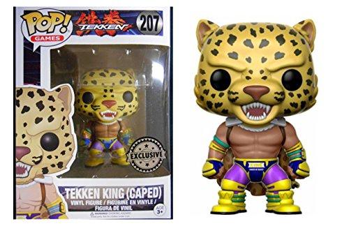 Funko Figurine - Pop - Tekken 7 - King Caped Exc