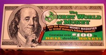 Secret World of Money 0439454425 Book Cover