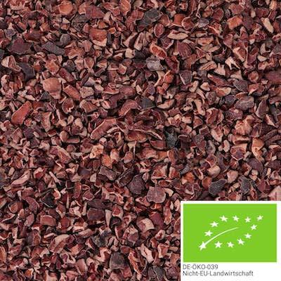 1kg BIO Kakao Nibs aus ungerösteten Criollo Kakaobohnen - Rohkakao als cacao nibs - Criollo Kakaonibs roh BIO und ohne Zusätze