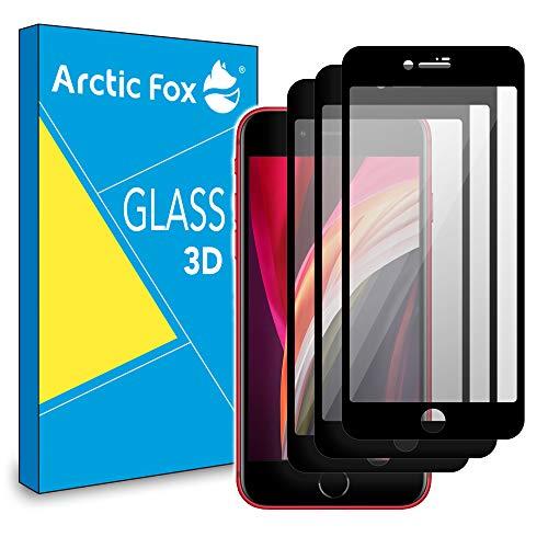 Arctic Fox Glas iPhone SE 2020