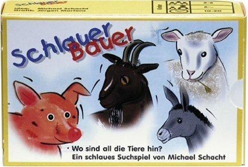 Adlung Games 76005 - Schlauer Bauer