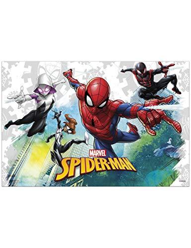 Spiderman Team Up Tischdecke