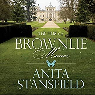The Heir of Brownlie Manor audiobook cover art