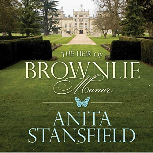 The Heir of Brownlie Manor cover art