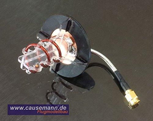Causemann Helix Antenne 3-Turn RHCP