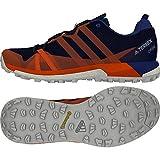 Adidas Terrex Agravic GTX, Zapatillas de Senderismo Hombre, Azul (Maruni/Naranj/Belazu 000), 40 EU