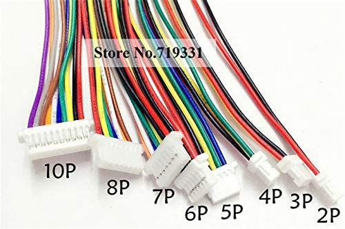 Davitu 10pcs SH 1.0mm At the price of surprise 1.0 2 3 4 5 NEW before selling ☆ Conne 9 Female 6 8 7 12P 11 10