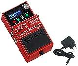 Boss RC-3 Loop Station Looper + shop2rock 9V fuente de alimentación