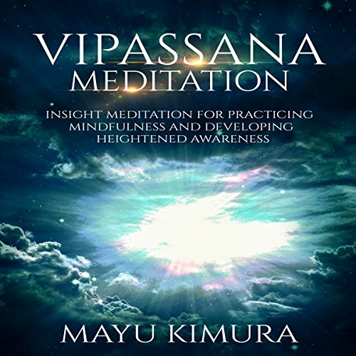 Vipassana Meditation audiobook cover art