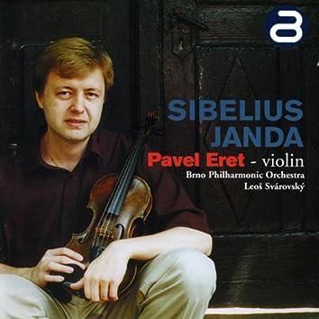 Sibelius: Violin Concerto - Janda: Cornucopia - Third Confession