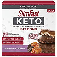14-Count SlimFast Keto Fat Bomb Snacks