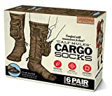 """Prank Pack - New""""Cargo Socks"""" Wrap Your Real Gift in a Prank Funny Gag Joke Gift Box - by Prank-O - The Original Prank Gift Box 