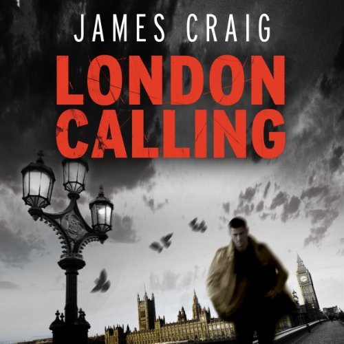 London Calling audiobook cover art