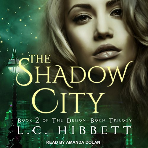 The Shadow City cover art