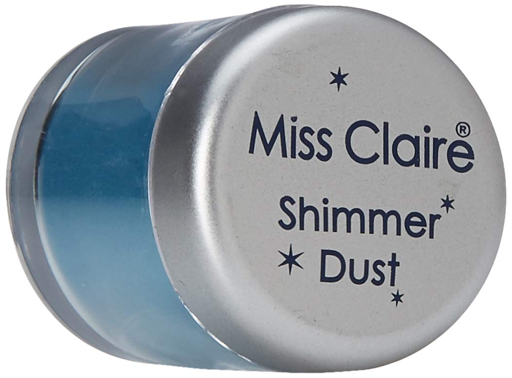 Miss Very popular Claire Shimmer ! Super beauty product restock quality top! Dust g Blue 3 12