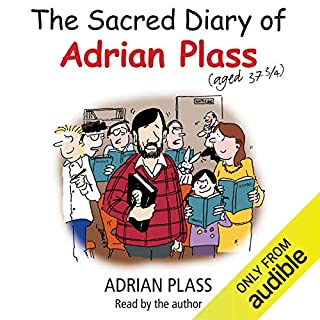 The Sacred Diary of Adrian Plass (Aged 37 3/4) cover art