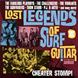 Lost Legends Of Surf Guitar Iii - Ch Eater Stomp
