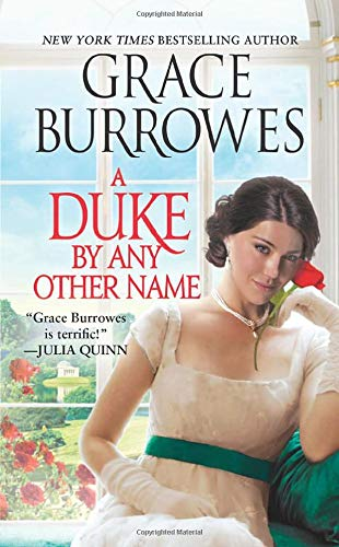 A Duke by Any Other Name (Rogues to Riches (4))