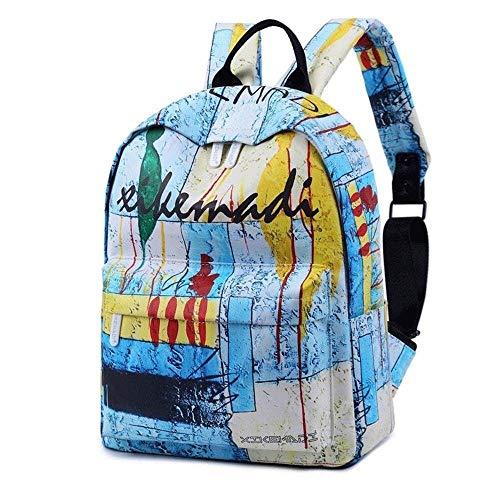 No-logo Ladies Backpack Multi-pocket Waterproof Anti-theft Backpack Large Capacity Travel Backpack Ladies Work School Travel Leisure
