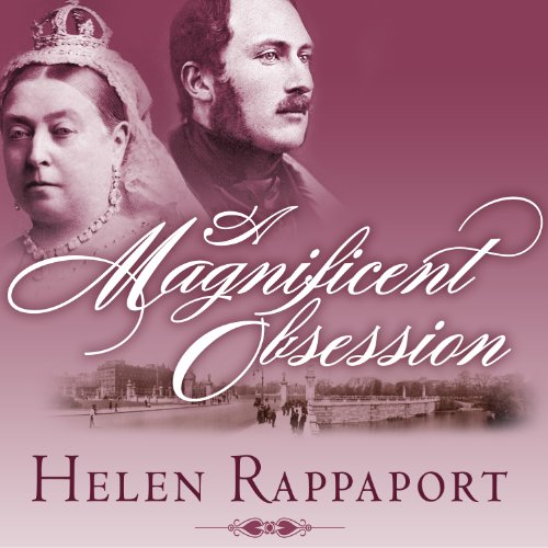 A Magnificent Obsession audiobook cover art