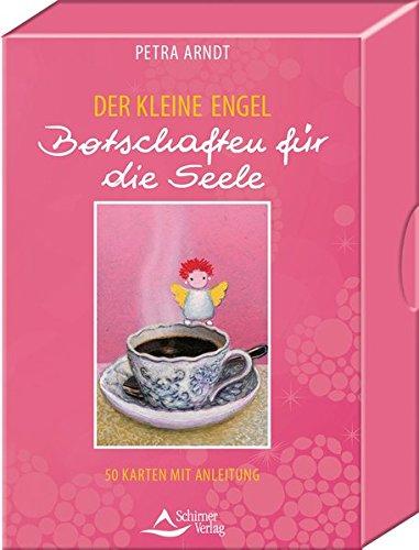 Der Kleine Engel: Botschaften für die Seele - Kartenset mit 50 Karten mit Anleitung