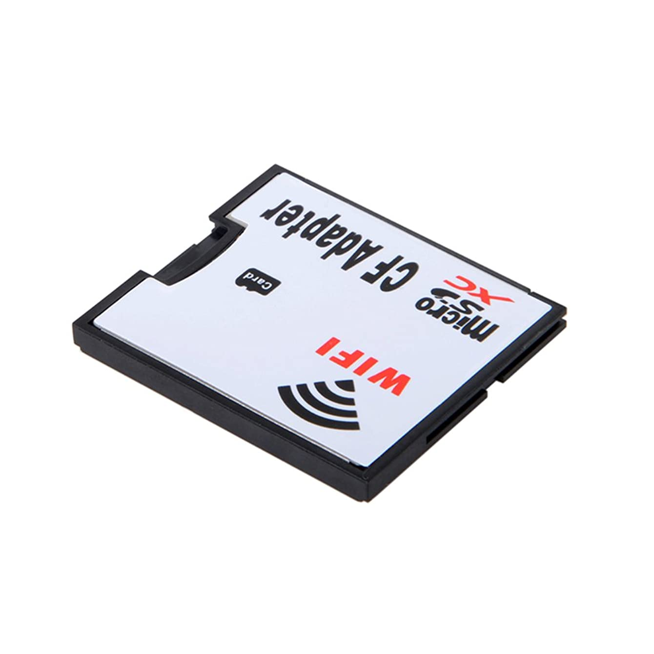 脱走退化する司教WifiメモリカードTFマイクロSDアダプタにCFコンパクトフラッシュカードキットforデジタルカメラ