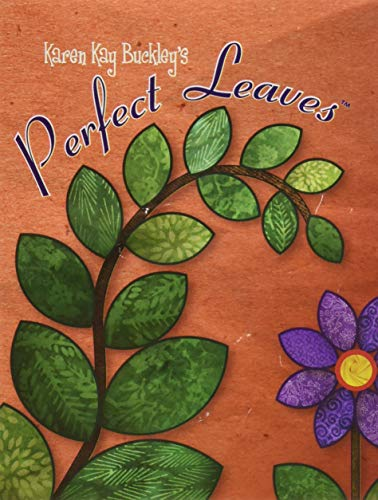 Perfect Leaves: Heat Resistant Plastic Templates in 15 Sizes