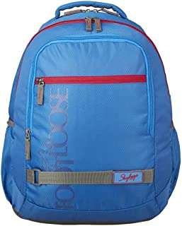 Skybags 29 Ltrs Blue Casual Backpack (BPTAZ1BLU)