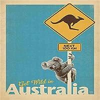 ジグソーパズル2000ピース美しいオーストラリアのコアラ子供たちのレジャーゲーム家族の友達に適した楽しいおもちゃのギフト75X105cm
