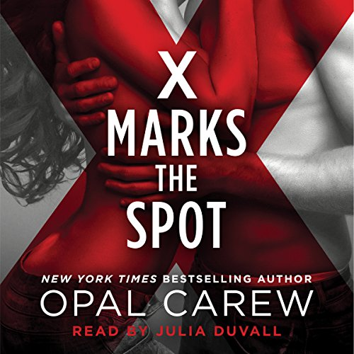 X Marks the Spot audiobook cover art