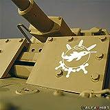 Aufkleber/Sticker Militär Kleinkampfmittel Sufe 4 Kampfschwimmer 10x12cm #A148