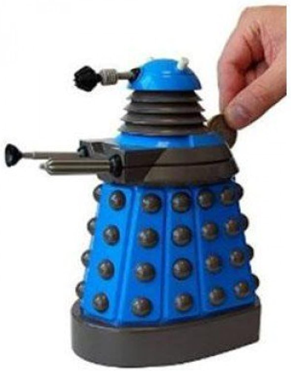 Zeon  Tirelire Doctor Who  Dalek blue 18cm  5024095214628