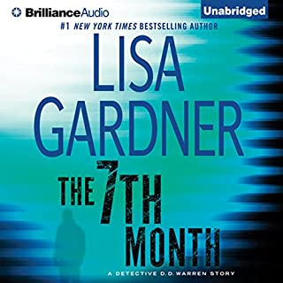 The 7th Month audiobook cover art